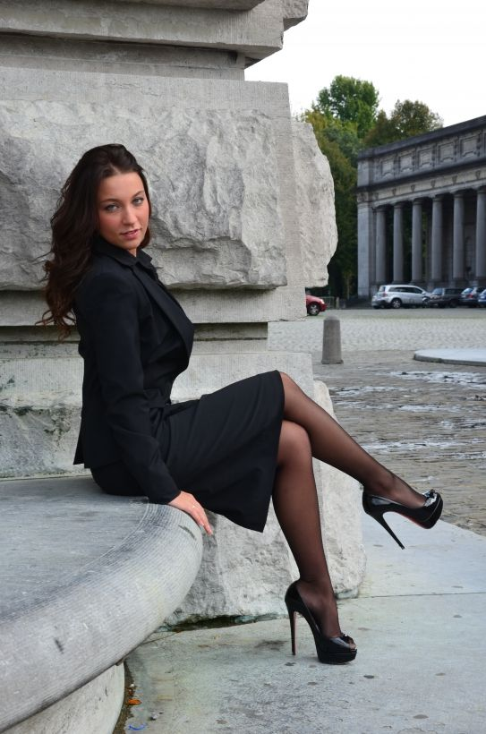 Legs High Heels and Beautiful Women  Fashion at Work  Pinterest
