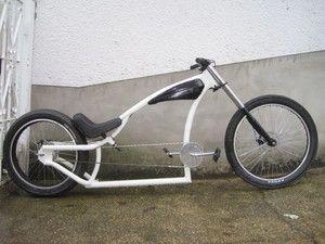 Chopper Bike Custom Bicycle Chopper Custom Built Bike Bikes