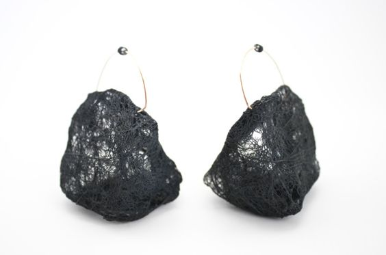 53 DICOTOMIAS -  Jordi Aparicio earrings: