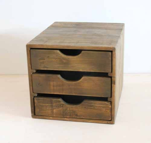 Fiscu Double Side Draw Wow Both Chest Both Sides Drawer Both