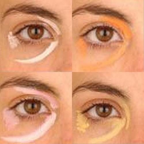 Maquillaje paso a paso 2 los correctores make up pinterest maquillaje - Maquillage pin up ...