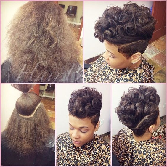 Excellent Instagram Hair And Short Hairstyles On Pinterest Short Hairstyles Gunalazisus