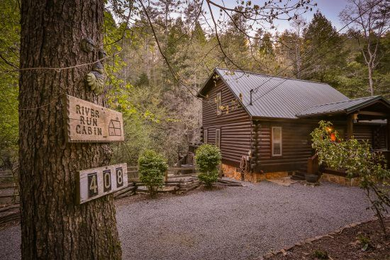 River Run Ellijay Ga Cabin Rental 3 3 On The Ellijay River In