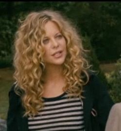 Meg Ryan - Blonde, 3a, Celebrities, Long hair styles, Female, Curly hair hairstyle picture