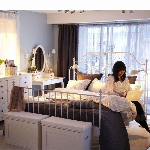 Bedroom Chairs Gumtree Belfast Inspirational Leirvik Bed Frame Review Google Search Bedroom Idea V 2020 G Spalnya S Baldahinom Dizajn Spalen I Dekor Spalni