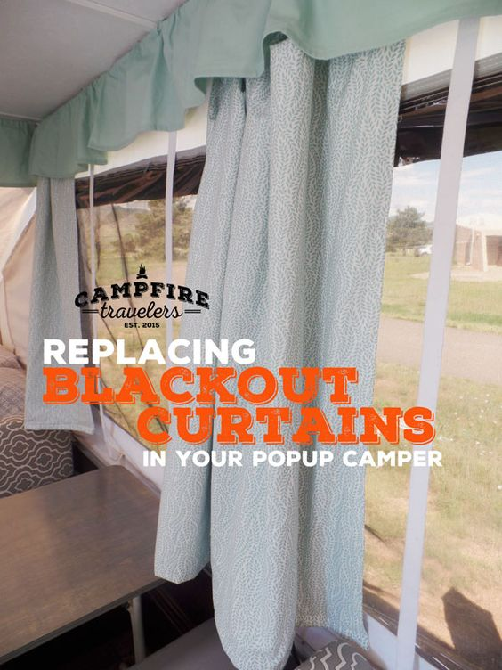 Can you believe it? We have made it to the last BIG update on our 1999  Palomino Stallion pop-up camper! The curtains! Now while we still have a  few more little items here and there. The curtains gave it all a nice  finishing touch and we were finally able to stand back and let it all sink  in.