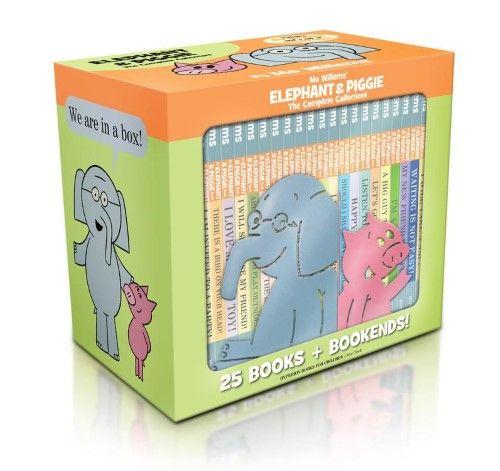 Elephant Piggie The Complete Collection An Elephant Piggie