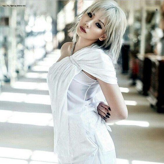 CL x DAZED KOREA ||