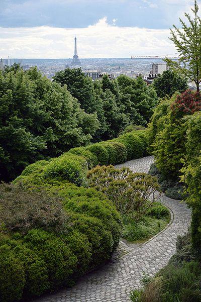 Paris Parc des Buttes-Chaumont