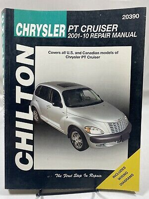 Chilton Repair Manual 20390 Chrysler Pt Cruiser 2001 2010 In 2020 Chrysler Pt Cruiser Repair Toy Car