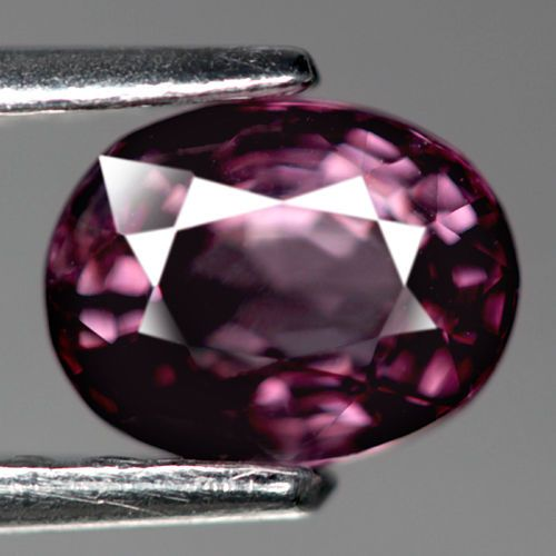 1.02CT.SPARKLING! OVAL FACET PINK NATURAL SPINEL SRI  LANKA #GEMNATURAL