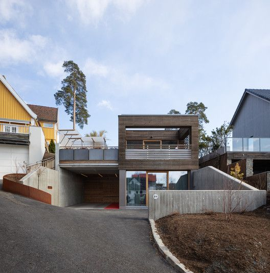 Gallery Of Lillesteile House Skaara Arkitekter As 2 House Styles House Architecture