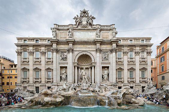 #Roma. Fontana di Trevi