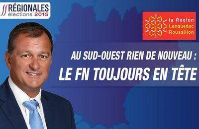 Louis Aliot : 29 % au 1er tour ; 32 % au second !