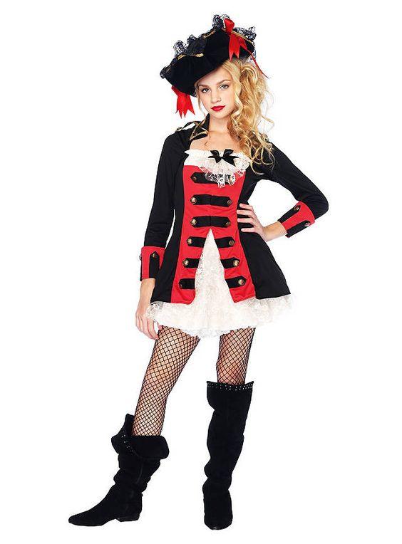 Piratenbraut Kostüm für Jugendliche Kostüme Pinterest Products - halloween costume ideas for tweens