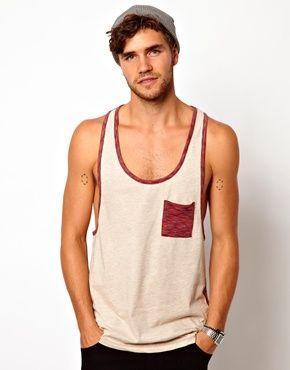 camisetas sin manga para hombre - Buscar con Google
