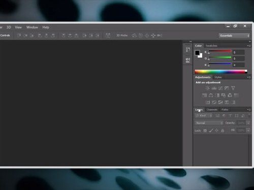 SECTION I: PHOTOSHOP OVERVIEW