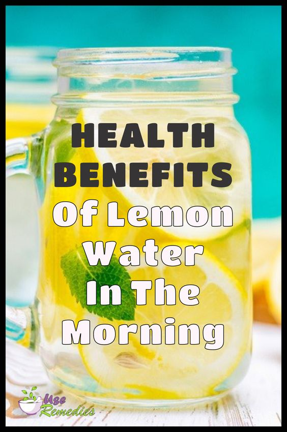 Lemon water benefits 78609