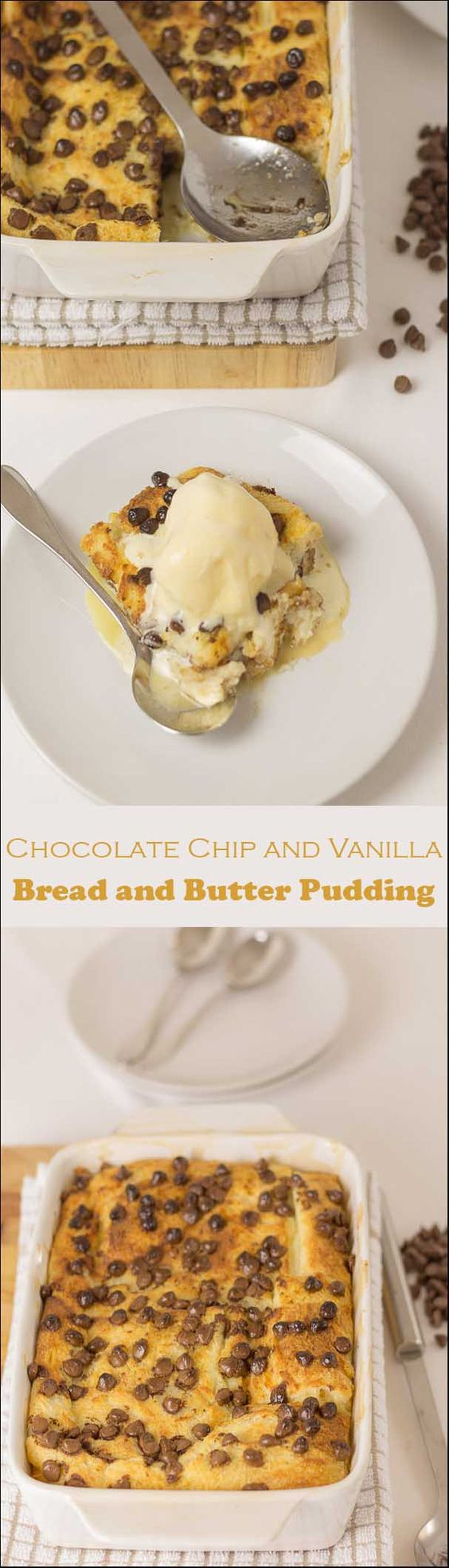 The traditional bread and butter pudding is brought up to date in this wickedly indulgent variation!.