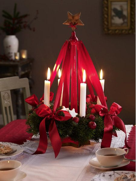 traditionell german advent wreath this is the wreath i 39 m. Black Bedroom Furniture Sets. Home Design Ideas
