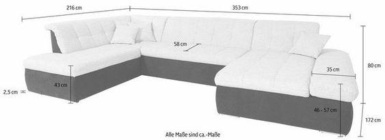 14 Modest Ecksofa Big In 2020 Couch Home Decor Big Sofas