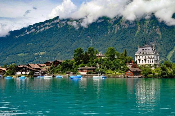 Iseltwald Switzerland is located on Lake Brienz in the Bernese Oberland region. You can access the#is jewel of a town by taking a cruise out of Interlaken. Read about Iseltwald Giessbach Falls Brienz and Interlaken in my latest blog post. Link is in my bio. #wanderlust #travel #traveler #travelblog #switzerland #iseltwald #lakebrienz #europe #grateful #landscape #lake #seetheworld #iamatraveler #bbctravel #picoftheday #traveldeeper