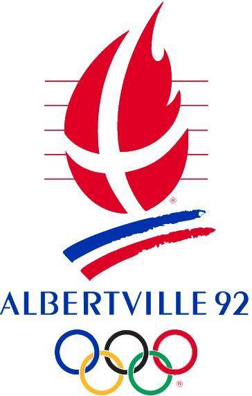 Mars sponsor -Albertville Olympic Games, 1992