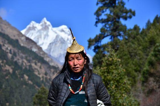 Zum Bergdorf der Laya   Bhutan Trekking & Reisen mit berghorizonte