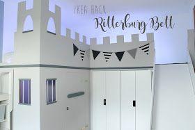 Ein Neues Ritterzimmer Fur Little L Mit Einem Ikea Hack Fur Ein Ritterburg Zimmer Jules Kleines Freudenhaus Ikea Schlosszimmer Ritterburg