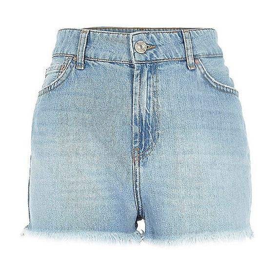 Zippers, Pocket shorts and Denim shorts on Pinterest