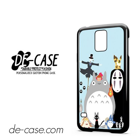 Studio Ghibli Characters Design DEAL-10215 Samsung Phonecase Cover For Samsung Galaxy S5 / S5 Mini