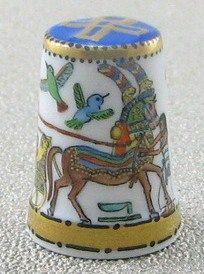 Ägypten & Pharao mit dem Motiv Streitwagen des Pharao foto lado nº 2