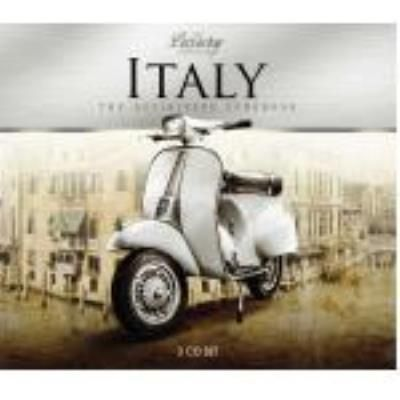 Box - Luxury Trilogy - Italia (3 Cds)