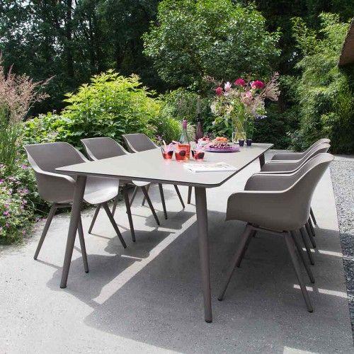 Hartman Sophie Studio Gartensessel Aluminium Kunststoff Xerix Gartensessel Garten Gartenmobel