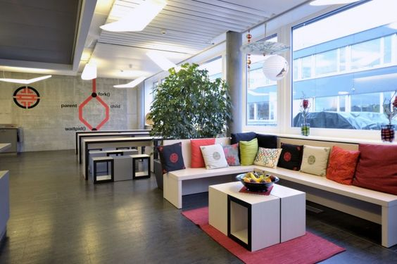 Awesome Previously Unpublished Photos of Google Zurich.