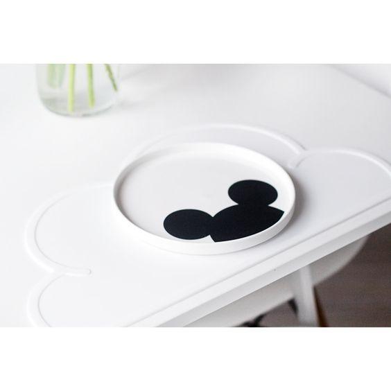 bebis.cz | Cooee Design Mouse plate & KG design Cloud