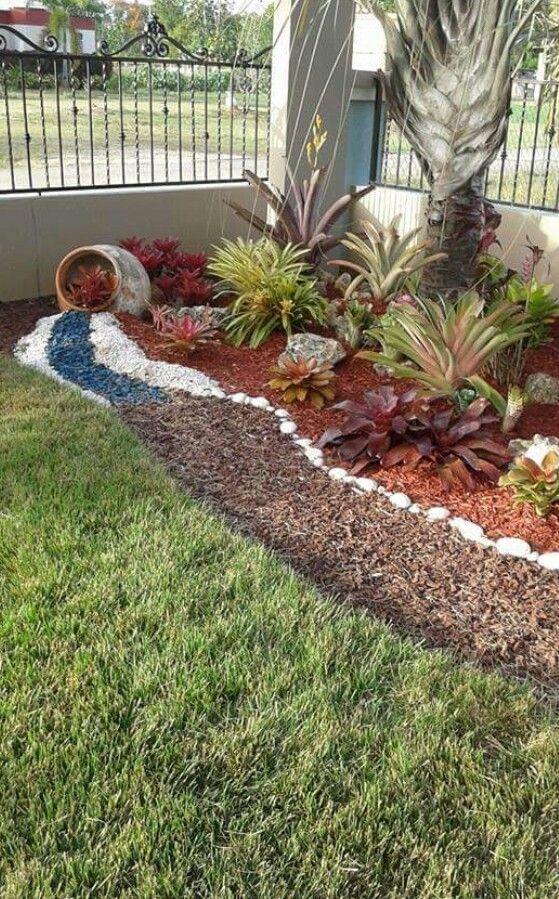 Resultado De Imagen Para Jardines Con Bromelias Jardines