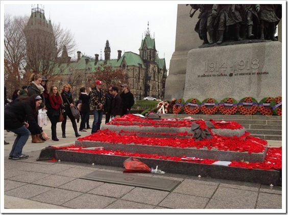 memorial day canada 2015