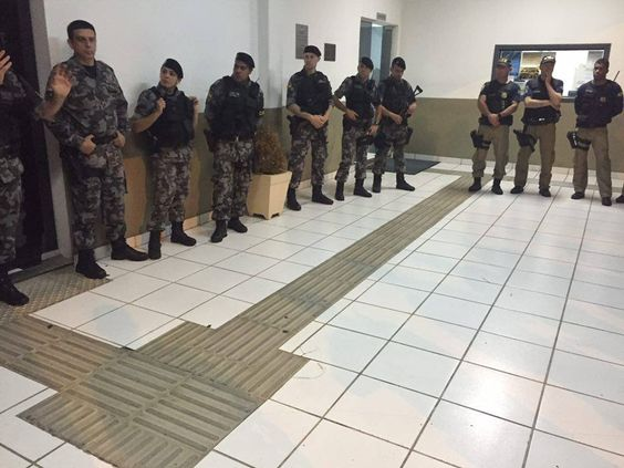 09/03/2016 - Reunião de Estratégia da Fiscalização de Caxias do Sul, RS: