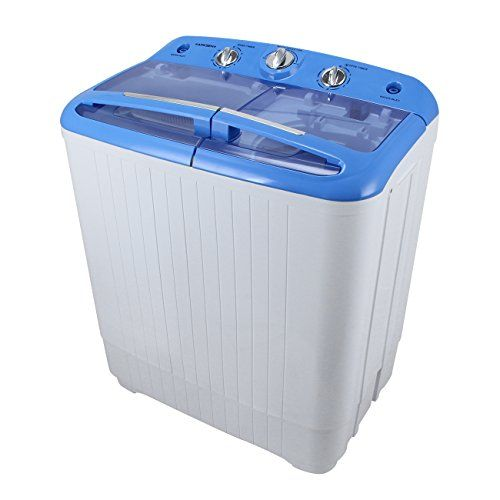 Portable Mini Small Rv Dorm Compact 11LBS Washing Machine Spin Dryer Laundry - $121.47