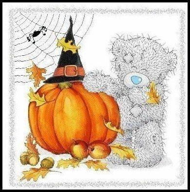 Tatty Teddy Website | Happy Halloween