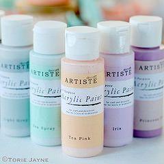 Artiste Acrylic Paint