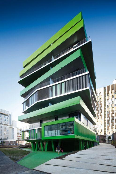Vers de nouveaux logements sociaux 2, expo à la Cité de l'archi et du patrimoine