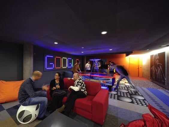 Google Zürich!