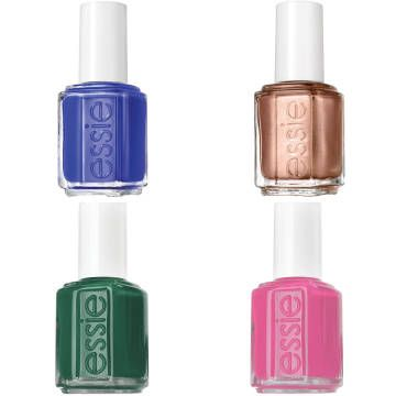 Essie shares how-to get the perfect manicure.