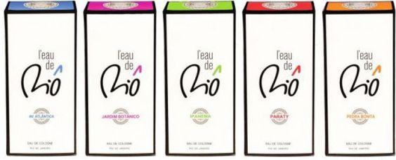 Perfumes Leau de Riô
