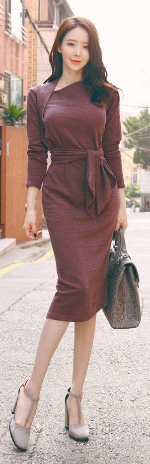 LUXE ASIAN FASHION - DRESS -: