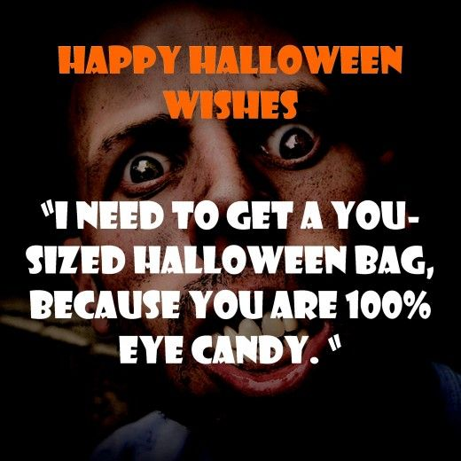 Happy Halloween Quotes Funny: Halloween Wishes And Quotes