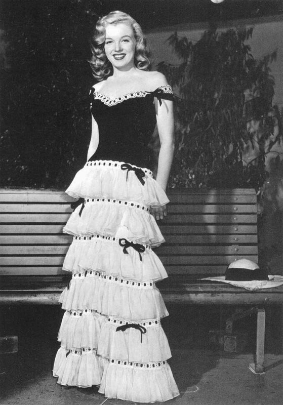 Marilyn Monroe_19/07/1946 first screen test