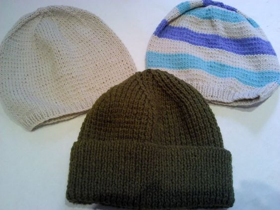 Knitting Pattern For Soldiers Hats : Beanie hats, Beanie and Hats on Pinterest